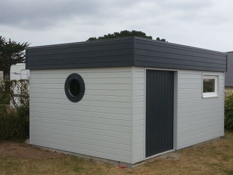 abris de jardin fabrication et pose d 39 abris jardin bois. Black Bedroom Furniture Sets. Home Design Ideas